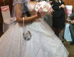 stunning pink swarovski wedding dress katie price big fat gypsy