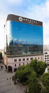 krystal monterrey hotel in monterrey official website