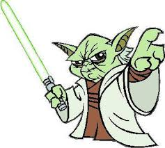 star wars yoda coloring pages printable clipart free clip art