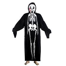 skeleton halloween costumes for adults online get cheap mens ghost costume aliexpress com alibaba group
