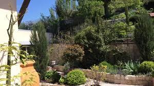 Garten Gestalten Mediterran Mediterraner Garten An Der Hessischen Bergstraße Youtube
