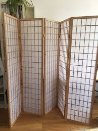 5 panel room divider 5 panel room divider brand new rrp 109 selling for 42 in