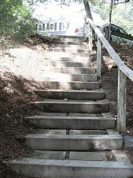 steps and stairs in garden and landscape design