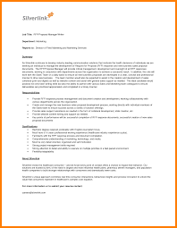 Resume Format Multiple Jobs Same Company by 10 Job Proposal Example Coaching Resume
