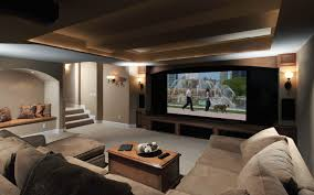 movie room decor ideas u2014 unique hardscape design make the good