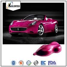 kolortek rubber dip pigment candy car paint colors pearl pigment