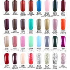 aliexpress com buy smiling angel 236 color primer gel nail