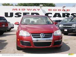 red volkswagen jetta 2006 volkswagen jetta 2 5 sedan in spice red metallic 832377