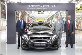 mercedes maybach s500 and s600 launched in india team bhp