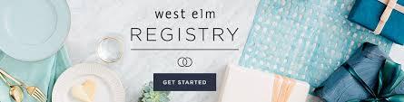 uk wedding registry gift registry west elm