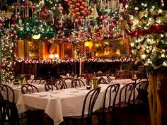 Rolfs Nyc Christmas Rolfs Bar And Restaurant For A Charming And Festive Dinner Visit