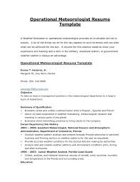 resume examples free download job objective ideas example within