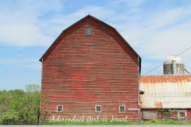 Old Barn Photos The Romantic Old Barns Of Route 20 Adirondack Heart