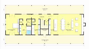 horse trailer living quarter floor plans new 30 ft wide house plans elegant house plan ideas house plan