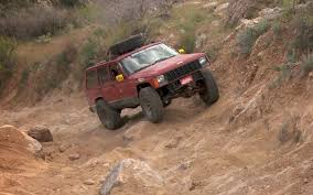 jeep mountain climbing video 1993 land cruiser vs 1978 ford f 150 vs 1989 cherokee
