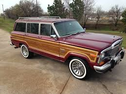 1970 jeep wagoneer all american classic cars 1982 jeep wagoneer limited 4 door wagon