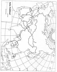 Asia Blank Map Outline Map Of Asia Minor Map Of Asia Outline Outline Map Of