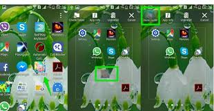 how to make folders on android how to make folders in android and move apps in them innov8tiv