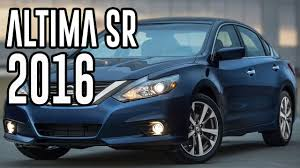 nissan altima 2016 white 2016 nissan altima sr mid size crossover concept editions review