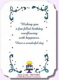 greeting card verses for birthdays best 25 birthday verses ideas