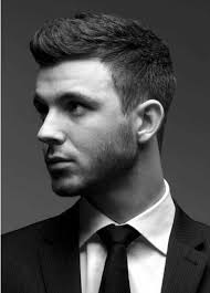 short in back longer in front mens hairstyles easiest long front hair style mens hairstyles short sides and back