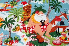 hawaiian christmas tree christmas lights decoration