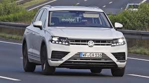touareg volkswagen price new vw touareg confirmed for pre november reveal