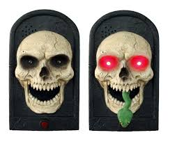 animated halloween lights horror hall gothic cheap halloween props and costume accessories