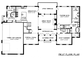 best georgian style house plans ap83l 15123