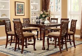 astoria grand coleman counter height dining table wayfair