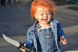 Chucky Halloween Costumes 15 Scary Good Halloween Costumes For Kids Chucky Doll Yp Com