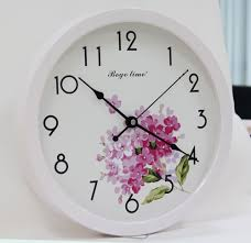 designer wall clock picture more detailed picture about mute