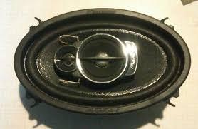 pioneer 4x6 pioneer ts a4676r 4 x 6 3 way car audio coaxial speakers pair
