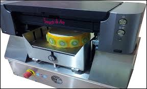 edible printing system cup cake and cake printer m 312 for edible printing direct on cakes