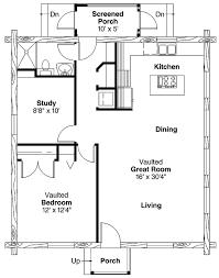 1 bedroom home plans agencia tiny home