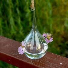 aliexpress com buy tiny home decor water hanging glass vase air