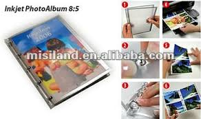 Photo Album Pages 4x6 Mini Color Inkjet Printing Diy Photo Album Size 4x6 8 5 4x3 Buy