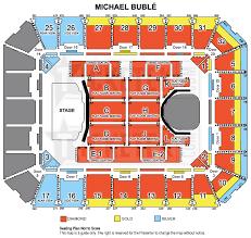 Rod Laver Floor Plan Michael Bublé Australian Tour 2014