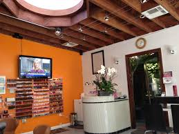 nail salon decorating ideas others beautiful home design