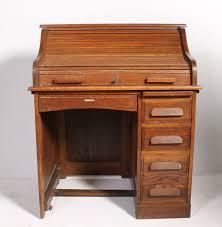 roll top desk tambour good 1930s art deco vintage solid oak tambour roll top kneehole desk