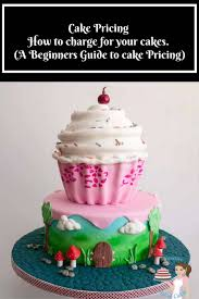 How To Become A Home Decorator Cake Pricing How To Price Your Cakes Veena Azmanov
