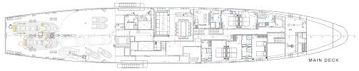 fitness center floor plan design vitters shipyard to build sailing yacht inoui by philippe briand