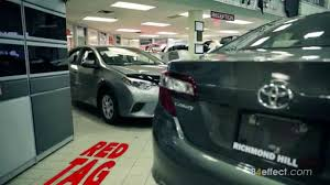 lexus richmond hill number saeid tehrani toyota youtube