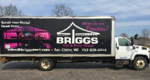 party rental minneapolis briggs tent party rental tent rentals party rentals eau