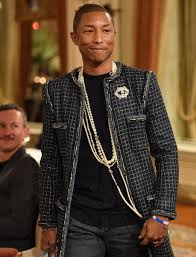 man pearl necklace images Pharrell 39 s style gamble inspires jewellery for men trend jpg