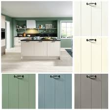 our schüller country kitchens come in six attractive colours