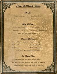 halloween menu peeinn com