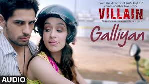 film india villain ek villain galliyan full audio song ankit tiwari sidharth