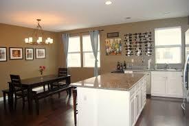 open living house plans kitchen open floor plan