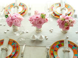 Spring Decorating Ideas Pinterest by Spring Table Decorations Table De France Table Settings